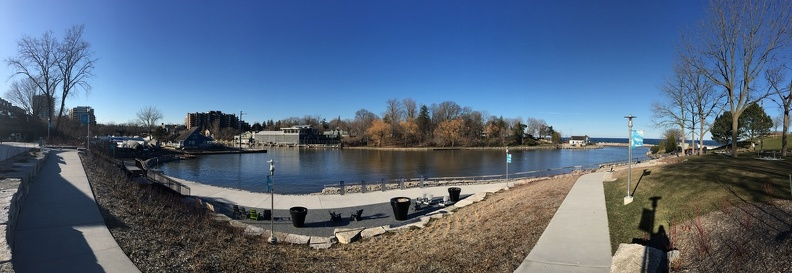 Oakville Harbour Panorama